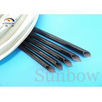 Wholesale Braided FiberGlass Tube High Temperature Fiber Glass Sleeving from china suppliers