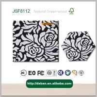 Buy cheap Flower design 3d wall panel from wholesalers