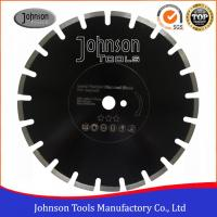 Wholesale Long Life 350mm Diamond Cutting Disc With Undercut Protection from china suppliers
