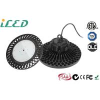 Buy cheap IP 65 Black 120 Degree ufo led high bay lighting 240W 100-277V 6000K from wholesalers