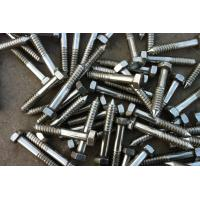 China Stainless steel  Hexagon head wood screws,GB/T 102,Din 571 on sale
