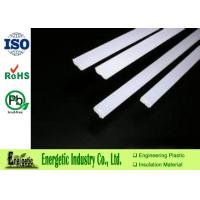 Wholesale Engineering Nylon Plastic Sheet / Triangular Thermoplastic Welding Rod from china suppliers
