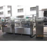 Wholesale Auto Carbonated Drink Filling Machine PLC Control 20000bph For CSD from china suppliers