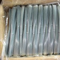 Quality Galvanized U type wire for sale
