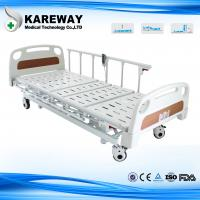 Wholesale Three Positions Hospital Patient Bed , Remote Control Electric Care Bed CE FDA Certificates from china suppliers