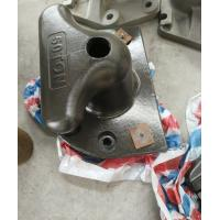 Quality Marine Mooring Components Cast Steel Material Marine T - head Mooring Bollard for sale