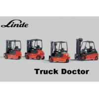 Wholesale Linde Forklift Diagnostic tools Doctor v2.00.018 GERMAN / ENGLISH from china suppliers