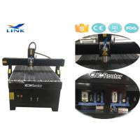 Wholesale Mini 3D Desktop CNC Router Machine , Y Axis CNC Wood Carving Machine from china suppliers