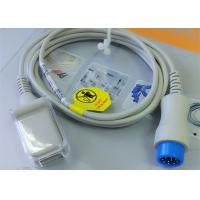 Wholesale Compatible Spo2 Adapter Cable / SPO2 Extension Cable Mindray Beneview T5 / T8 from china suppliers