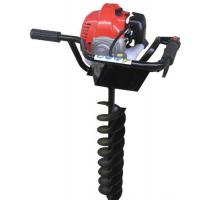 Wholesale High power gasoline earth auger with brake / ground drilling machine from china suppliers