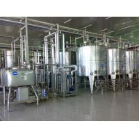 Wholesale 6000 Bottled Fruit Juice Processing Equipment Machines For Tea Drinks from china suppliers