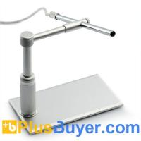 Wholesale Digital USB Microscope/Endoscope (2.0 Megapixel, 200X Zoom, 6 LEDs) from china suppliers