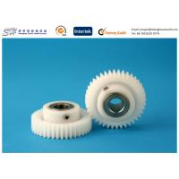 Wholesale Insert precision molding plastic gear POM Gears with Stainless Steel Insert from china suppliers