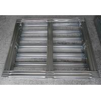 Wholesale Warehouse Galvanized Steel Pallets Metal Handling Equipment Stronger And Durable from china suppliers