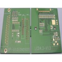 Wholesale FR4 Blank PCB Prototype Fabrication , 94v-0 Circuit Board Prototype Manufacturing from china suppliers