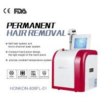Wholesale High Speed 808nm Diode Laser Skin Rejuvenation Machine / Hair Removal Systems from china suppliers