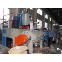 Wholesale 2500L / 6000L Large Capacity Plastic Mixer Machine Electric Heating Self Friction from china suppliers