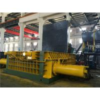 Wholesale Y81 Series Hydraulic Scrap Baler Machine Manual Control Round Packing Block from china suppliers