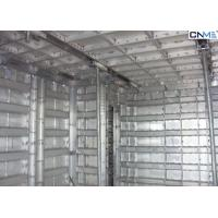 Buy cheap High Effective Natural Aluminium System Formwork , 64mm Thickness from wholesalers