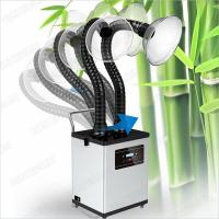 Wholesale 99.999% B1000D Medical Carbon Filter Fume Extractor , Smoke Purifying Filter from china suppliers