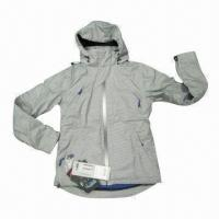 China Tianjin Silk's 3-in-1 Ladies' Jacket, 2013 New Style on sale