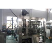 Quality Isobaric Automatic Liquid Bottle Filling Machine for sale