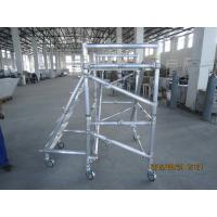 Quality Durable Portable Aluminum Scaffolding / helicopter maintenance platforms for sale