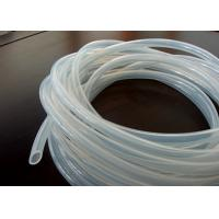 Wholesale Transparent Platinum Cured Silicone Tube Extrusion Medical Grade For Pharmaceutical from china suppliers