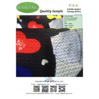 Wholesale Knitting Bubble Fabric with soft finish, make garments, skirts, lady pants. from china suppliers