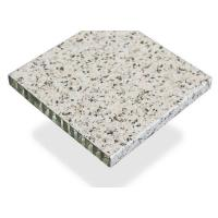 Wholesale Industrial Waterproof Honeycomb Stone Panels aluminum construction materials from china suppliers