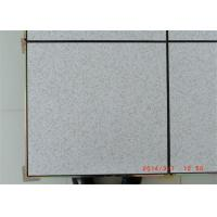 Wholesale Raised Access Floor Pedestals , Server Room Floor Tiles Wearproof from china suppliers