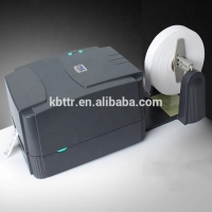 China TTP244pro self adhesive shipping paper sticker transfer printing cheap barcode ribbon label printer on sale
