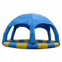 Wholesale Inflatable Pool, Available in Various Designs and Sizes, Sized 120 x 92 x 58cm from china suppliers