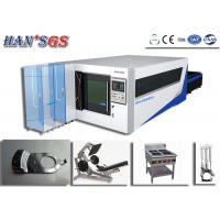 Wholesale CNC Sheet Metal Laser Cutting Machine Used In Sports Equipment , Auto Spare Parts from china suppliers