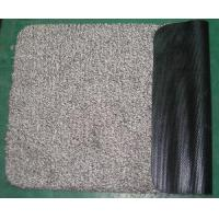 Quality PVC Rubber EVA TPR Polyester Cotton Floor Door Mat (HC16) for sale