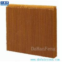 Wholesale DHF 7090 cooling pad/ evaporative cooling pad/ wet pad from china suppliers