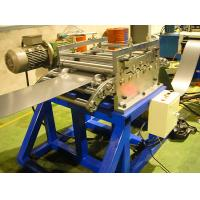 Wholesale 60mm - 140mm Coil Width Roll Forming Machine With Guiding Column Machine Structure from china suppliers