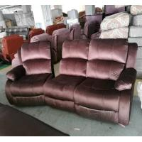 Quality GA03;  fabric recliner sofa, home theater recliner sofa, office furniture, living room furniture, China sofa for sale