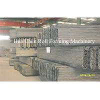 Wholesale CNC Sheet Metal Folding Highway Guardrail Forming Machine 2.5mm - 3mm 22kw + 7.5kw from china suppliers