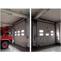 Wholesale High Speed Industrial Sectional Doors Safe 40mm Insulated Sandwich Panel from china suppliers