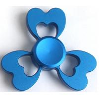 Quality Aluminum Alloy Triangle Hand Spinner Toy / Tri Spinner Fidget Toy for sale