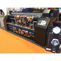Wholesale Digital High Speed Inkjet Roll To Roll Textile Printing Machine from china suppliers