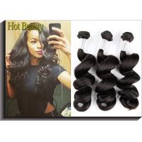 Wholesale Natural Wave Unprocessed Peruvian Virgin Human Hair Extensions For Women from china suppliers