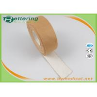 Wholesale 2.5cmx13.7m Latex free zinc oxide athletic rigid strapping tape rayon sport tape to limit joint movement from china suppliers