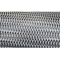 Wholesale Stainless Steel 304 316 Flat Wire Conveyor Belt, Firm Structure and High Corrosion Resistence from china suppliers