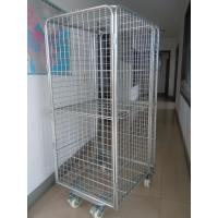Wholesale SGL-CW07 High Performance Wire Mesh Pallet Cages ISO9001 Certification from china suppliers