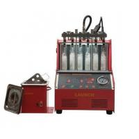 Wholesale Electronic Fuel Injector Tester And Cleaner Machine 100W Ultrasonic Cleaner Power from china suppliers