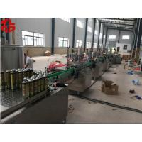 Wholesale Automatic Aerosol Filling Equipments Dashboard Cleaner & Polish Spray from china suppliers
