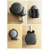 Wholesale Black Nylon casters for furniture / office chair / sofa , Easy installation from china suppliers