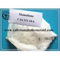 Wholesale Oral Anabolic Steroids Raw Testosterone Stop Hair Loss Effectively CAS 521-18-6 Purity: 99% from china suppliers